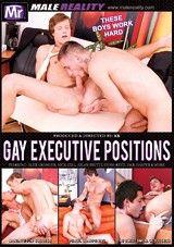 Gay Executive Positions