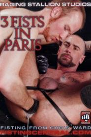 Fistpack 30: 3 Fists In Paris